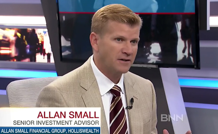 BNN Interview – Investors Forced Into Equities