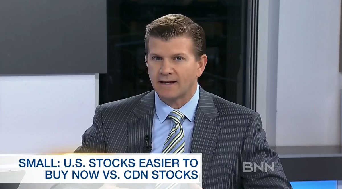 BNN Interview – The Dangers of Timing the Market