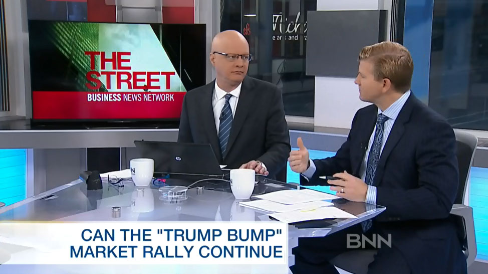 BNN Interview – Discussion On Trump Bump, Pharmaceuticals, Gold And More