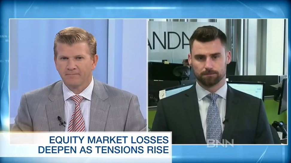 BNN Interview – Losses Deepen As Tensions Rise