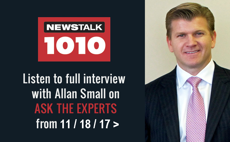 Newstalk 1010 Ask The Experts Show