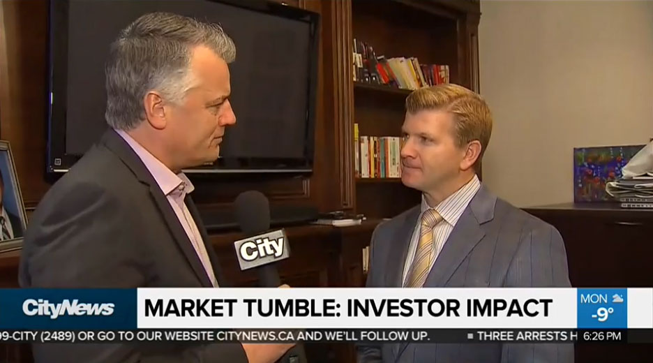 CityNews – How Does The Market Tumble Affect Investors?