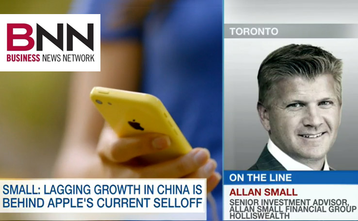 BNN Interview – Lagging Growth In China – Tech Selloff