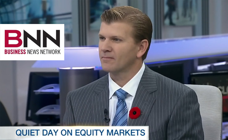 BNN Interview – The Markets