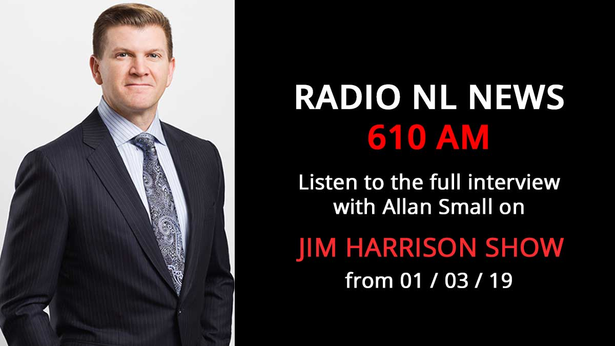 Radio NL News – Markets In 2019