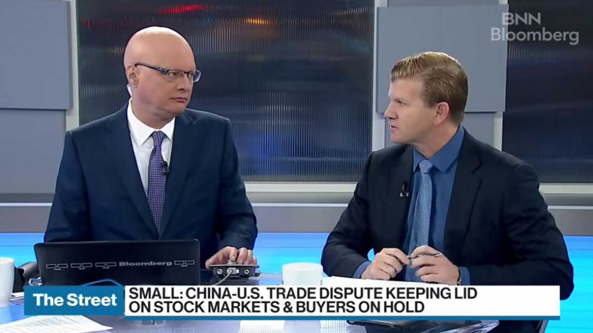 BNN Bloomberg – Stocks Will Soar When China-U.S. Trade Deal Reached