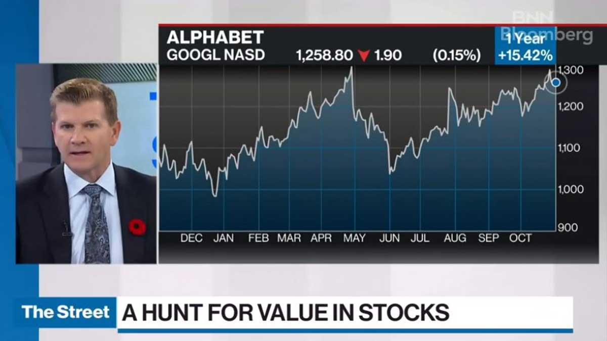 BNN Bloomberg – A Hunt For Value In Stocks