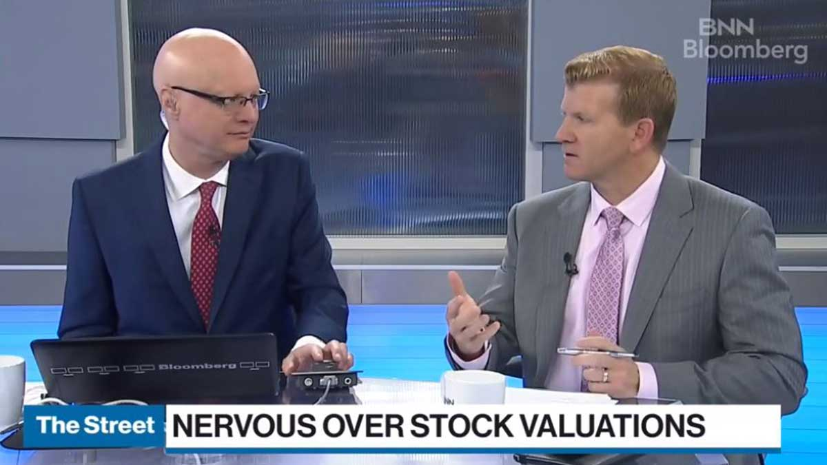 BNN Bloomberg – Impact Of Coronavirus & Stock Valuations