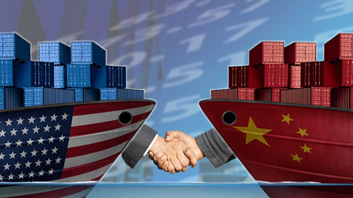 Good Job On The U.S.-China Trade Deal, Mr. President