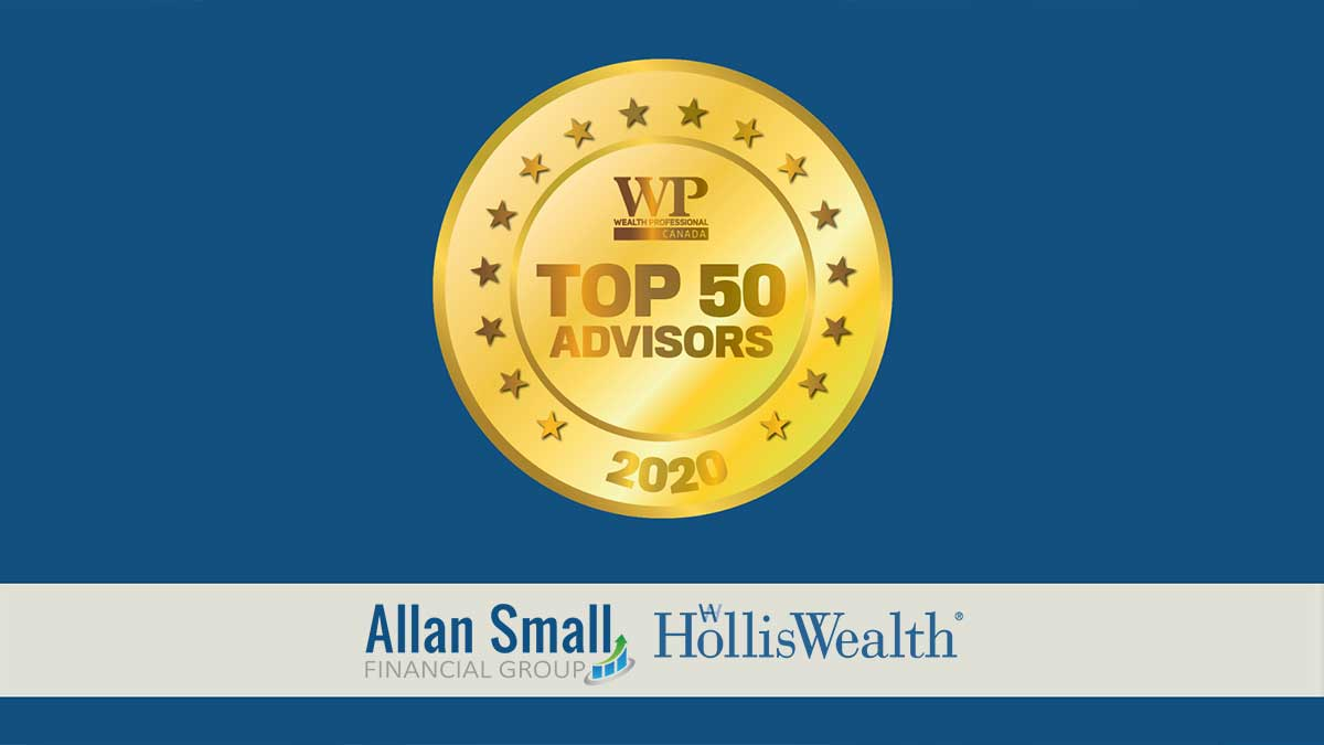 Wealth Professional Canada – Top 50 Financial Advisors
