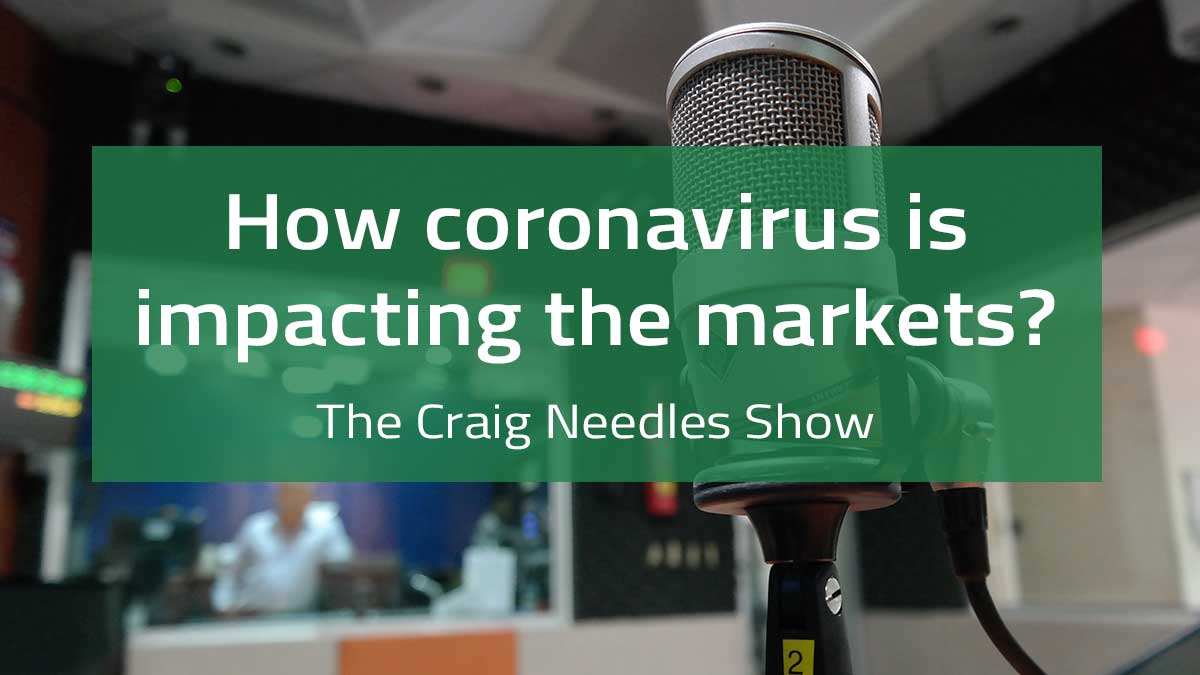 AM 980 CFPL – How Coronavirus Is Impacting The Markets?