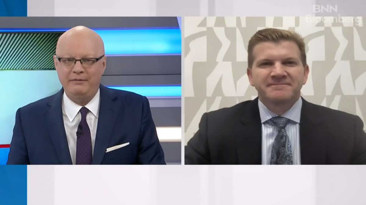 BNN Bloomberg – The Canadian market will continue to grind higher